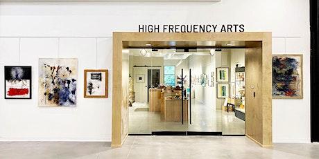 High Frequency Arts-Hub & Spoke Art Gallery tickets
