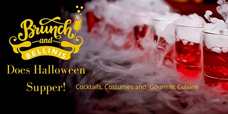 Brunch and Bellini's Halloween Supper tickets