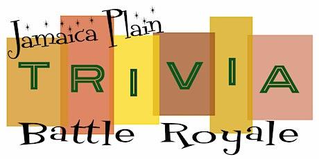 Jamaica Plain Trivia Battle Royale tickets