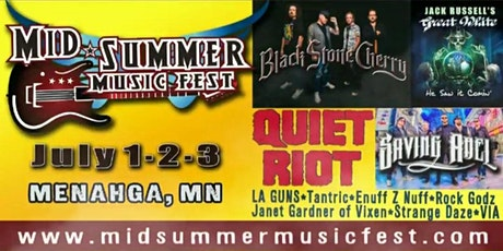 Mid summer music fest 2021 tickets