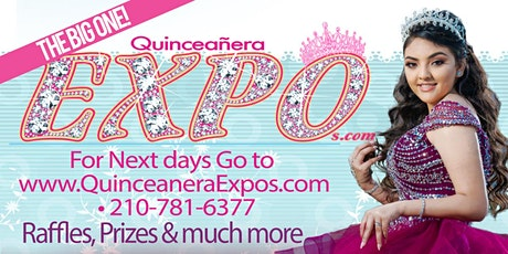 Quinceañera Expo San Antonio February 14th 2021 At the Henry B. Gonzalez tickets