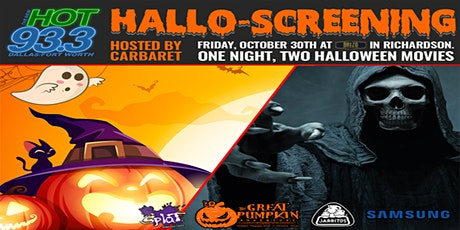 Hot 93.3 Hallo-Screening Drive-In of Nightmare on Elm Street & Hocus Pocus tickets