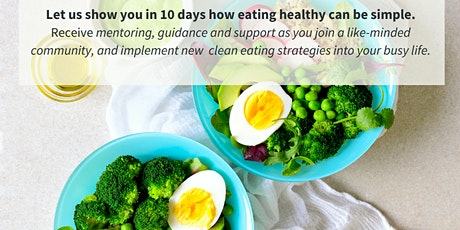 Clean Eating for Busy People (Whole Foods for Optimal Health) tickets