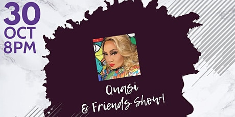 Quasi & Friends Show - Black Gurls Rock! tickets