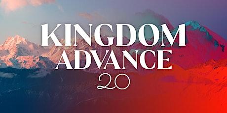 Kingdom Advance Conference 20 tickets