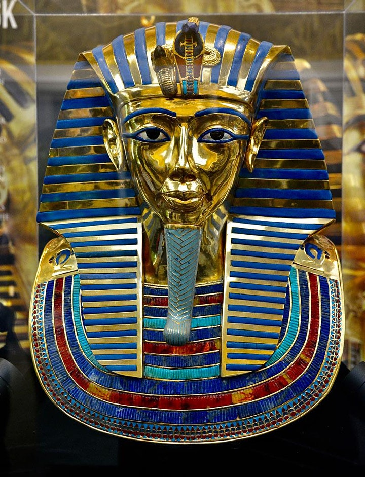 """Виртуальный тур """"Древний Египет в Лондоне"""" image"""