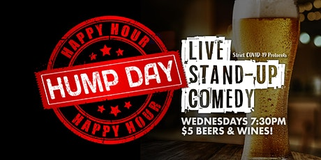 Hump Day Happy Hour Comedy Show tickets