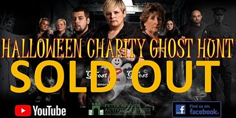 Fort Widley Halloween Charity Ghost Hunt £35.00 tickets