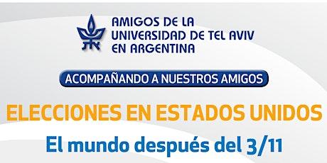 ELECCIONES EN ESTADOS UNIDOS EL MUNDO DESPUÉS DE 3/11 entradas