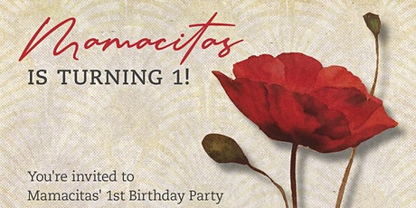 Mamacitas 1st Birthday Party tickets