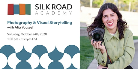 Silk Road Academy: Photography and Visual Storytelling with Alia Youssef tickets