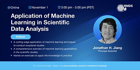 Application of Machine Learning in Scientific Data Analysis tickets
