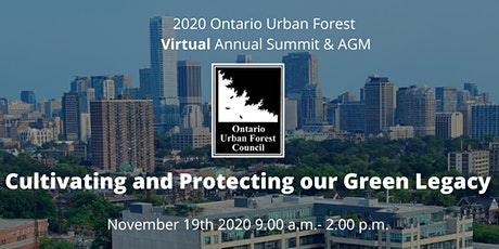 Cultivating and Protecting our Green legacy- OUFC 2020 Virtual Conference tickets