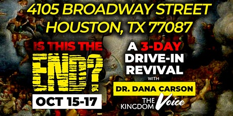 The R.O.C.K.'s 3 Day Drive-In Revival tickets