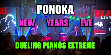 Ponoka NEW YEARS EVE- Dueling Pianos Extreme- Burn 'N' Mahn All Request tickets