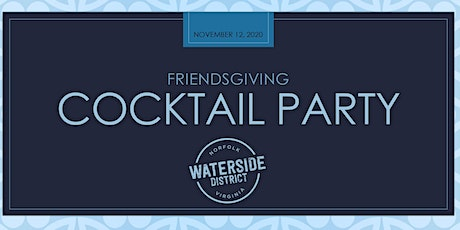 Friendsgiving Cocktail Party tickets
