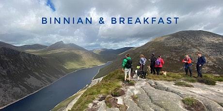 Binnian & Breakfast tickets