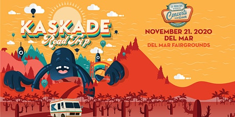 KASKADE -  SUBARU Presents Concerts In Your Car DEL MAR - LIVE ON STAGE tickets
