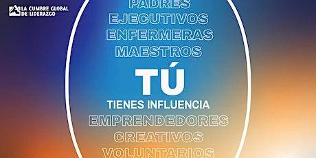 La Cumbre Global de Liderazgo Reynosa Sede 1 2021 boletos