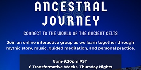 Ancestral Journey tickets