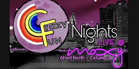Crazy FUN Nights: BLACK MAGIC Spooktaclar! tickets