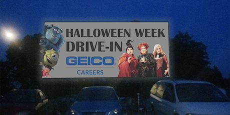 Drive-in Movies presented by GEICO Careers tickets