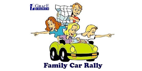 Grace Church Family Car Rally tickets