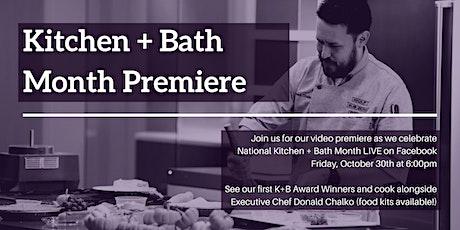NKBA Kitchen & Bath Month Premiere tickets