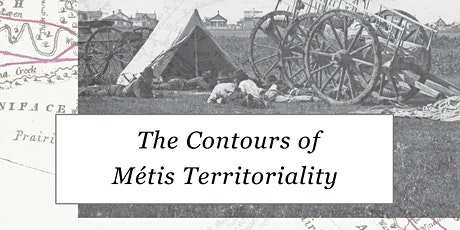 The Contours of Métis Territoriality tickets