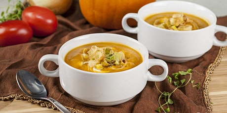 Soups and Stews w/ Chef Cynthia tickets