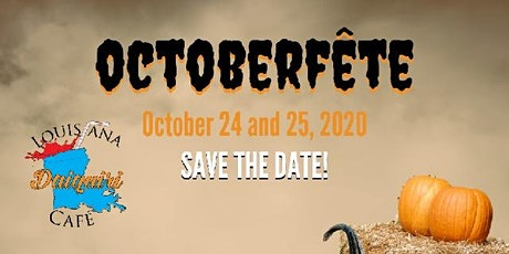 October Fete tickets