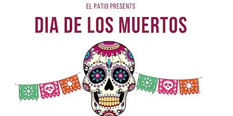 Dia De Los Muertos boletos
