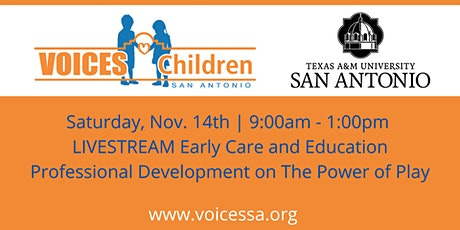 Early Care and Education Professional Development on the Power of Play