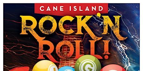 Rock & Roll Bingo at Cane Island tickets