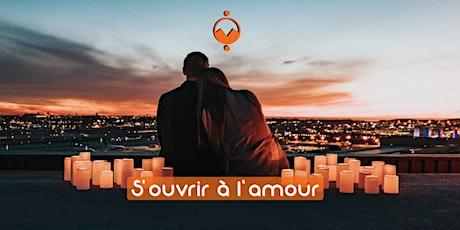 Sophrologie -  S'ouvrir à l'amour (En salle + LIVE) billets