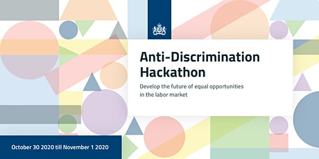 Online Anti-Discrimination Hackathon tickets
