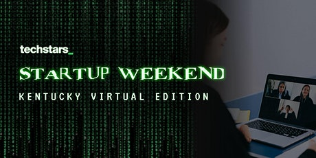 Techstars Startup Weekend Online - Kentucky - Nov-2020 tickets