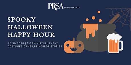 A Spooky Halloween Happy Hour tickets
