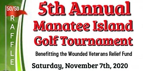 5th Annual Manatee Island Golf Tournament tickets