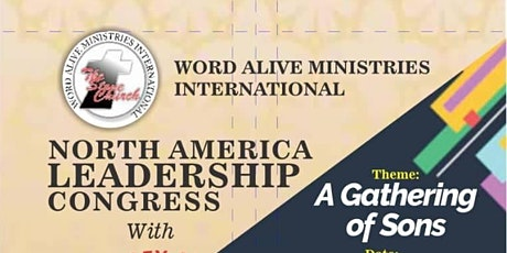 The Stone Church North America Leadership Congress Day 2 tickets