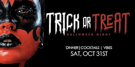 "TRICK or TREAT ""Halloween Costume Party"" SAVVOR BOSTON tickets"