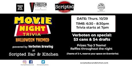 Movie Night Trivia tickets