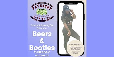 Beers & Booties tickets
