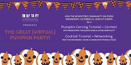The Great (Virtual) Pumpkin Party! tickets