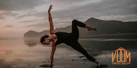 Charity Yoga Night (VR Voom x Jess Sutcliffe) tickets