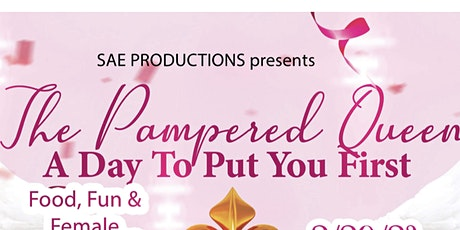 The Pampered Queen tickets