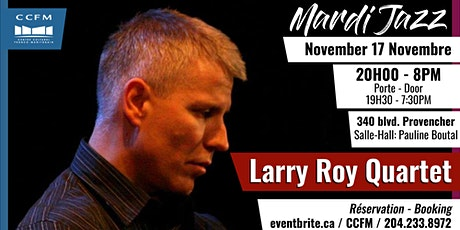Mardi Jazz - Larry Roy Quartet tickets