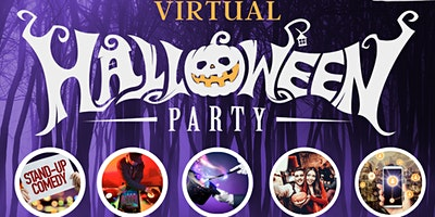 Biggest Virtual Halloween Party presented by REPS Events
