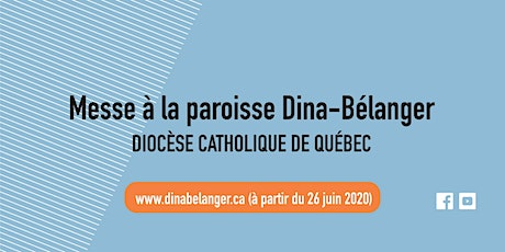 Messe   église - Dina-Bélanger - Mercredi 28 octobre 2020 tickets