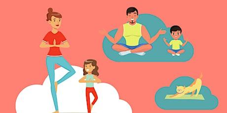 BNH Virtual Family Yoga (Burnaby, BC) tickets